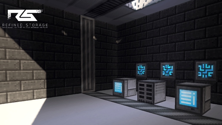 1492863477_285_refined-storage-mod-for-minecraft-1-11-21-10-2 Refined Storage Mod for Minecraft 1.11.2/1.10.2