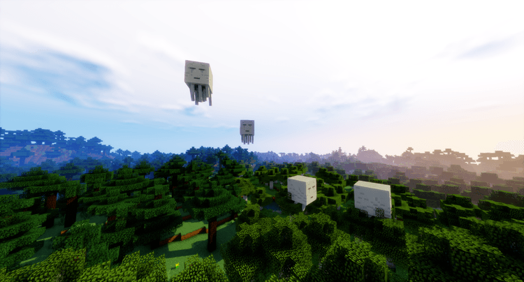 1492915620_519_no-mob-spawning-on-trees-mod-for-minecraft-1-11-21-10-2 No Mob Spawning on Trees Mod for Minecraft 1.11.2/1.10.2
