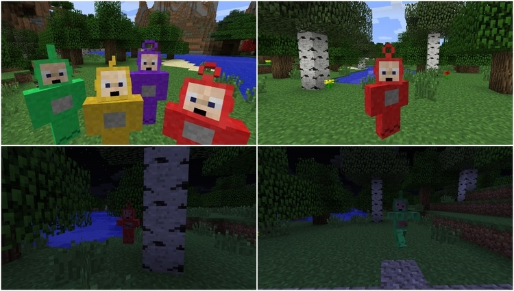 1492934304_964_teletubbie-mod-1-11-21-10-2-for-minecraft Teletubbie Mod 1.11.2/1.10.2 for Minecraft