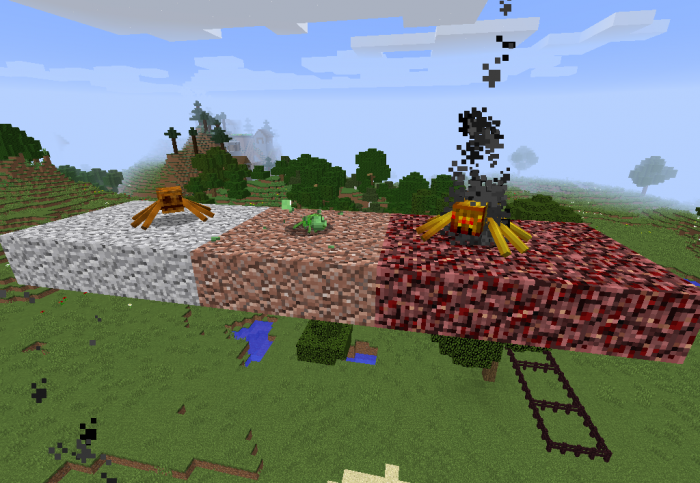 1493000785_354_much-more-spiders-v2-mod-for-minecraft-1-11-2 Much More Spiders V2 Mod for Minecraft 1.11.2
