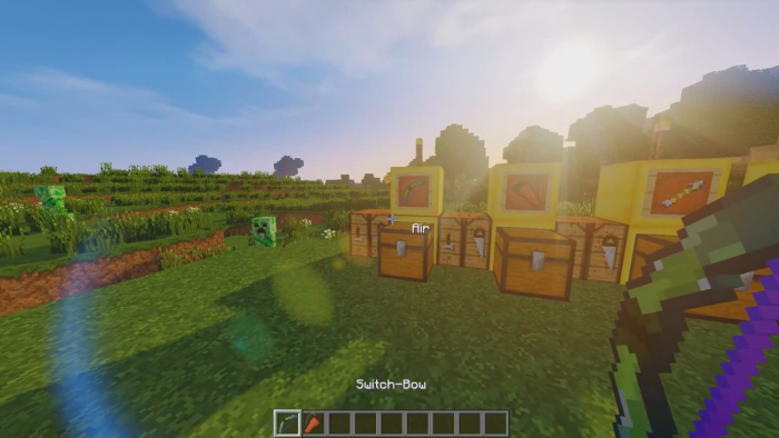 1493041085_816_switch-bow-mod-for-minecraft-1-11-21-10-2 Switch-Bow Mod for Minecraft 1.11.2/1.10.2
