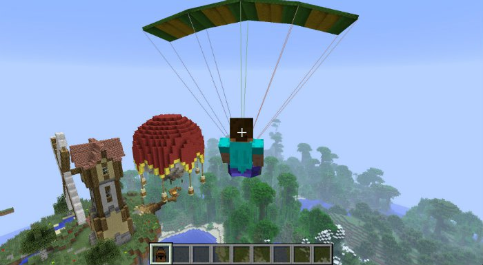 1493043240_632_parachute-mod-for-minecraft-1-11-21-10-2 Parachute Mod for Minecraft 1.11.2/1.10.2