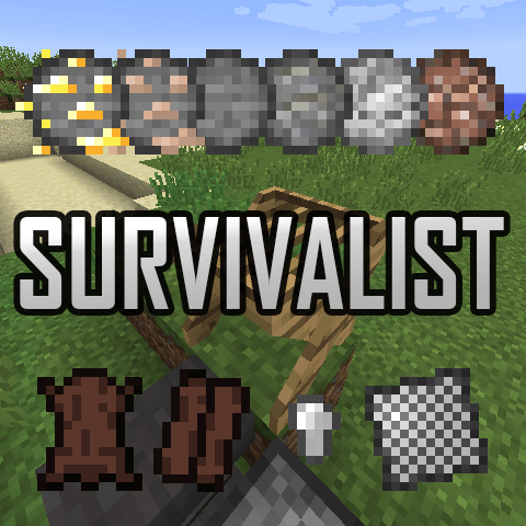 1493064342_764_survivalist-mod-for-minecraft-1-11-21-10-2 Survivalist Mod for Minecraft 1.11.2/1.10.2