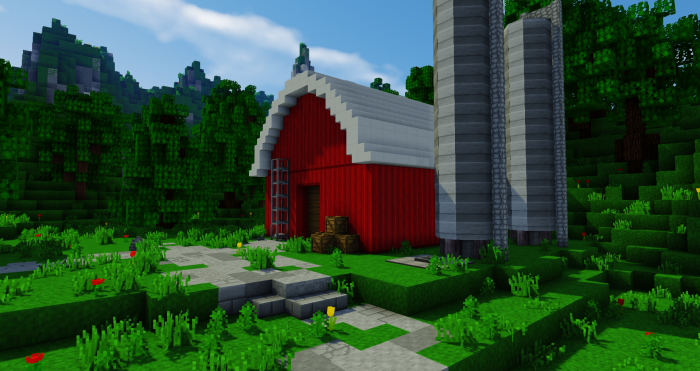 1493102600_524_easter-egg-factory-map-for-minecraft-1-11-2 Easter Egg Factory Map for Minecraft 1.11.2