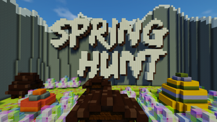 1493103005_758_spring-hunt-map-for-minecraft-1-11-2 Spring Hunt Map for Minecraft 1.11.2