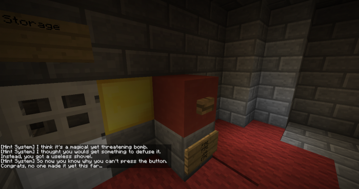 1493137142_411_dont-press-the-button-map-for-minecraft-1-11-2 Don't Press The Button Map for Minecraft 1.11.2