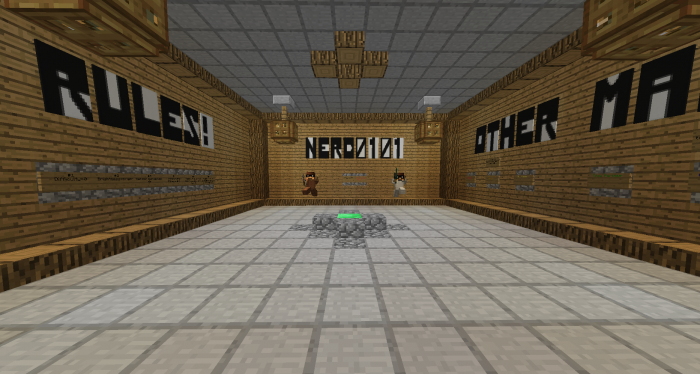 1493138292_257_the-4-walls-map-for-minecraft-1-11-2 The 4 Walls Map for Minecraft 1.11.2