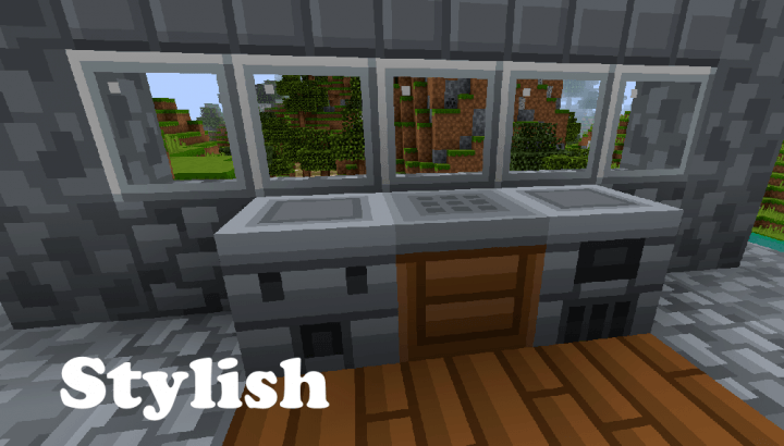 Cartoon Cubes Resource Pack for Minecraft 3