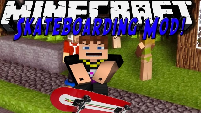 1493494633_902_skateboard-mod-for-minecraft-1-11-11-10-2 Skateboard Mod for Minecraft 1.11.1/1.10.2