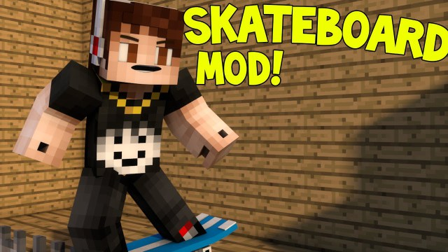 1493494634_517_skateboard-mod-for-minecraft-1-11-11-10-2 Skateboard Mod for Minecraft 1.11.1/1.10.2