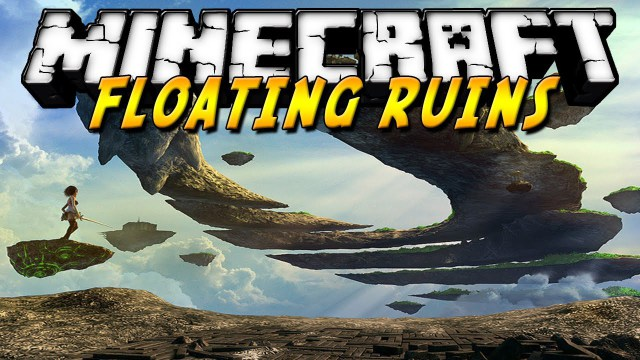 1493494808_962_floating-ruins-mod-for-minecraft-1-11-11-10-2 Floating Ruins Mod for Minecraft 1.11.1/1.10.2