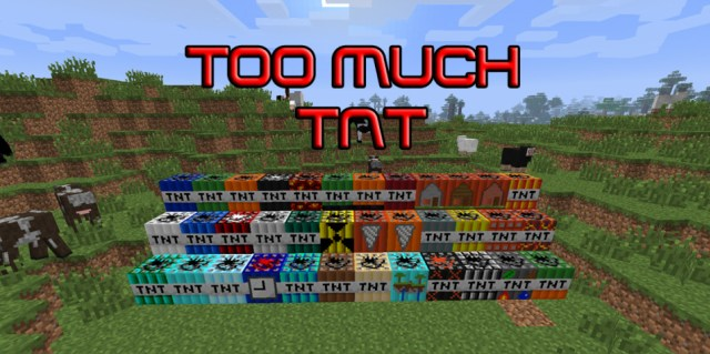 1493494843_358_too-much-tnt-mod-for-minecraft-1-11-11-10-2 Too Much TNT Mod for Minecraft 1.11.1/1.10.2