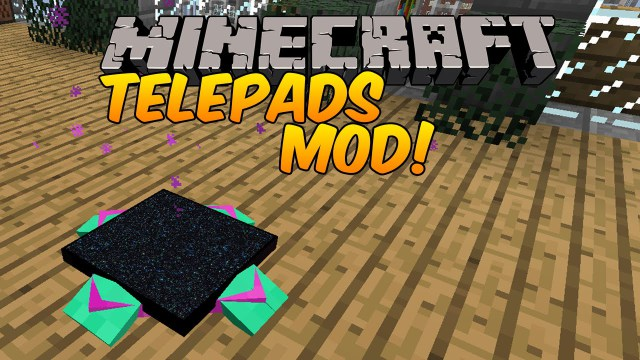 1493495280_325_telepads-mod-for-minecraft-1-111-10-2 Telepads Mod for Minecraft 1.11/1.10.2