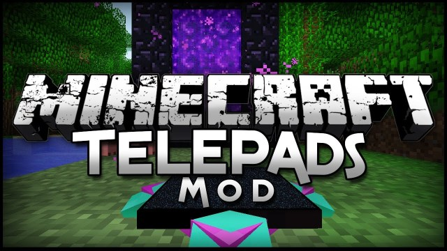 1493495280_771_telepads-mod-for-minecraft-1-111-10-2 Telepads Mod for Minecraft 1.11/1.10.2