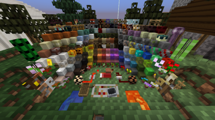 3x-textures-resource-pack-for-minecraft-1-11-2 3x Textures Resource Pack for Minecraft 1.11.2