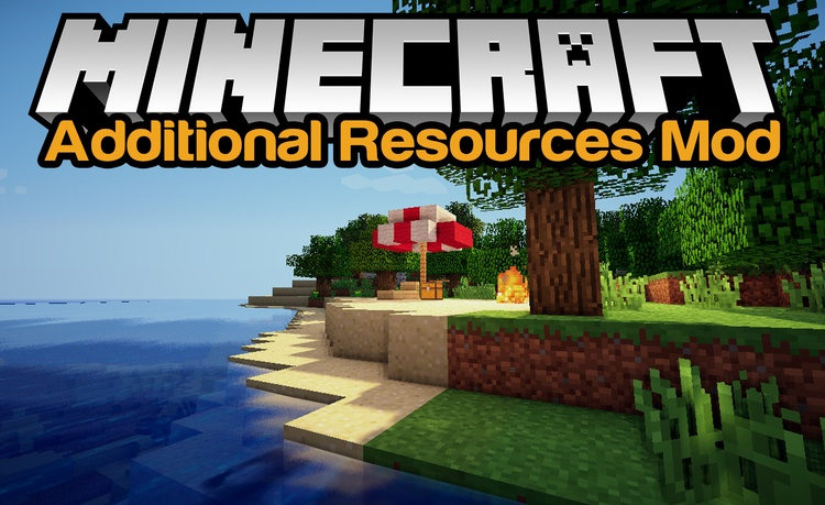 additional-resources-mod-1-11-21-10-2-for-minecraft Additional Resources Mod 1.11.2/1.10.2 for Minecraft
