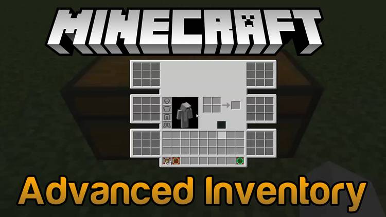 advanced-inventory-mod-1-11-21-10-2-for-minecraft Advanced Inventory Mod 1.11.2/1.10.2 for Minecraft