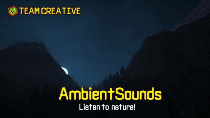 ambient-sounds-mod-for-minecraft-1-11-21-10-2 Ambient Sounds Mod for Minecraft 1.11.2/1.10.2
