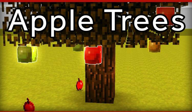 apple-trees-mod-1-11-21-10-2-for-minecraft Apple Trees Mod 1.11.2/1.10.2 for Minecraft