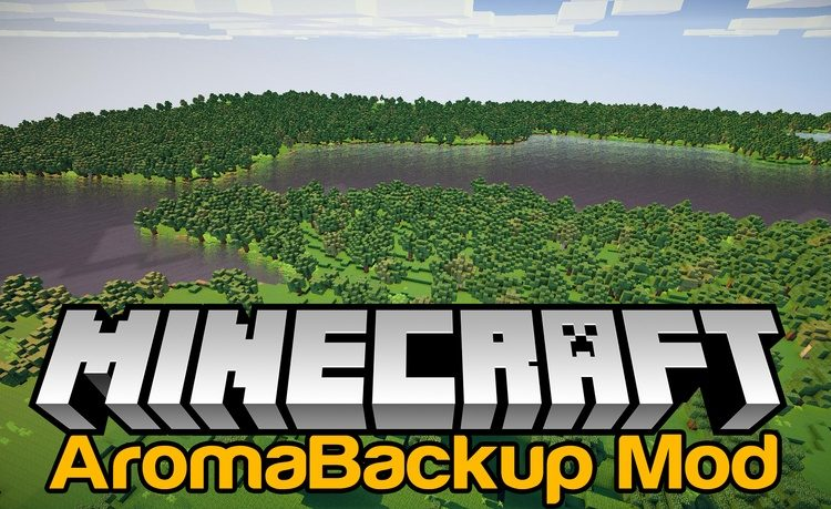 aromabackup-mod-1-11-21-10-2-for-minecraft AromaBackup Mod 1.11.2/1.10.2 for Minecraft
