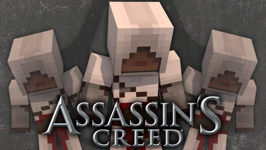 assassincraft-mod-1-81-7-10-assassins-creed-mod AssassinCraft Mod 1.8/1.7.10 (Assassin's Creed Mod)