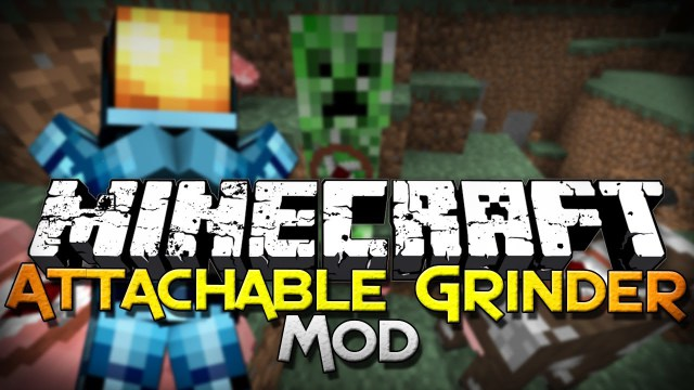 attachable-grinder-mod-for-minecraft-1-111-10-2 Attachable Grinder Mod for Minecraft 1.11/1.10.2