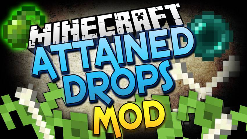 attained-drops-mod-1-7-10-growable-mob-drops Attained Drops Mod 1.7.10 (Growable Mob Drops)