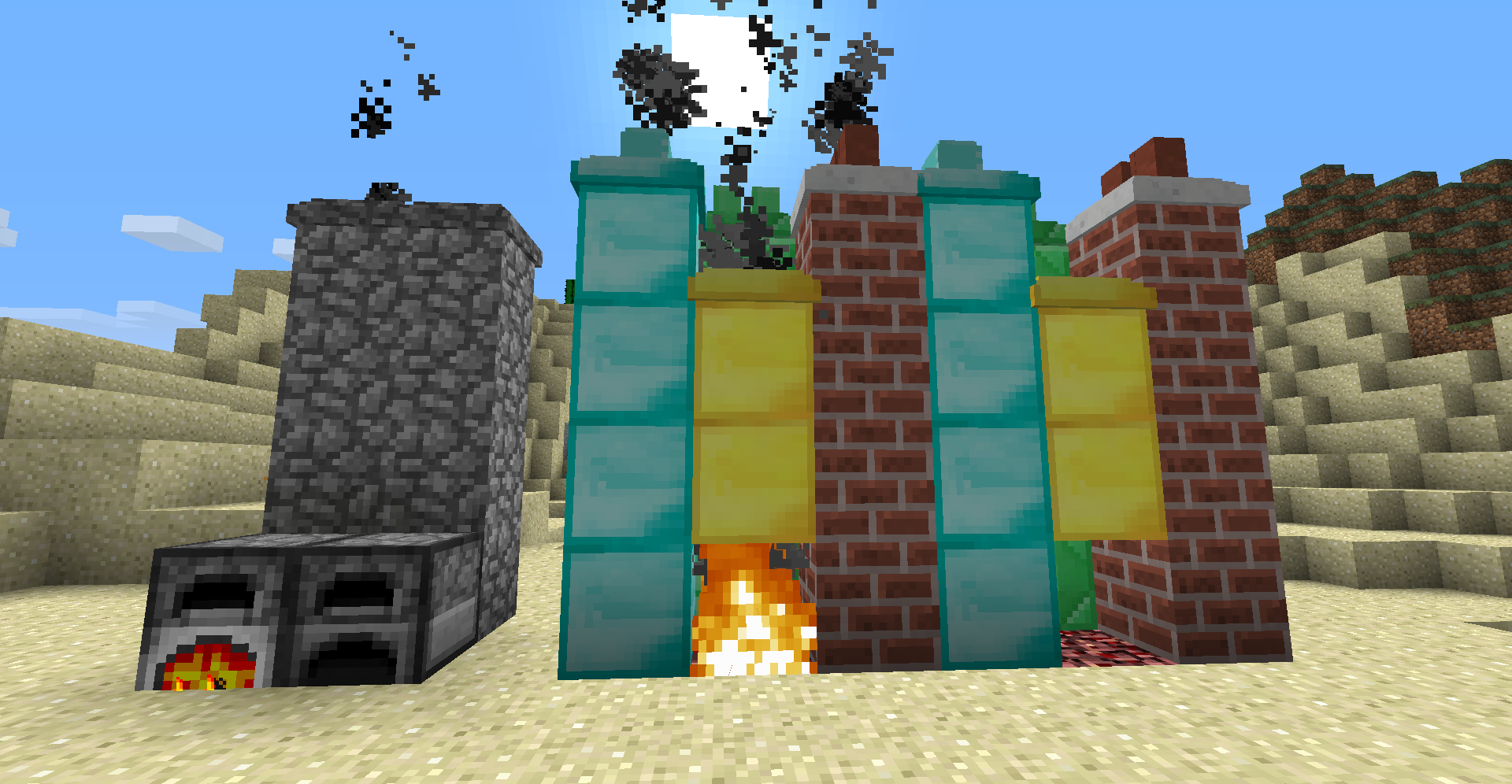 auto-draft-13794-6 Decorative Marble and Decorative Chimneys Mod 1.7.10/1.6.4