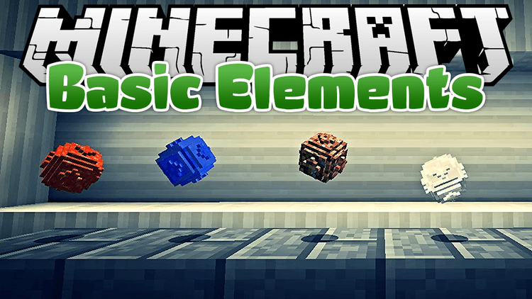 basic-elements-mod-1-11-21-10-2-for-minecraft Basic Elements Mod 1.11.2/1.10.2 for Minecraft