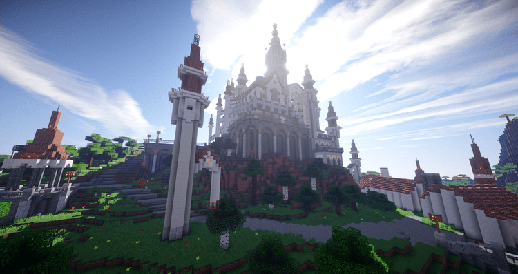 beauclair-palace-map-for-minecraft-1-10-2 Beauclair Palace Map for Minecraft 1.10.2