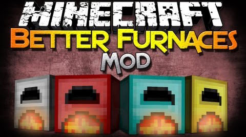 better-furnaces-mod-1-7-10-10901 Better Furnaces Mod 1.7.10