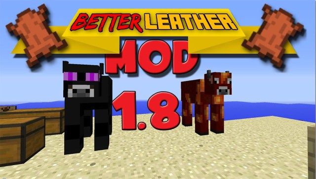better-leather-mod-for-minecraft-1-11-11-10-2 Better Leather Mod for Minecraft 1.11.1/1.10.2