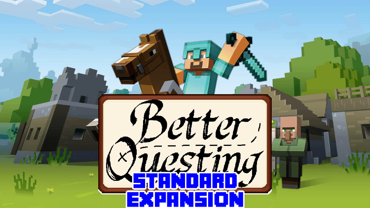 better-questing-standard-expansion-mod-for-minecraft-1-11-21-10-2 Better Questing – Standard Expansion Mod for Minecraft 1.11.2/1.10.2