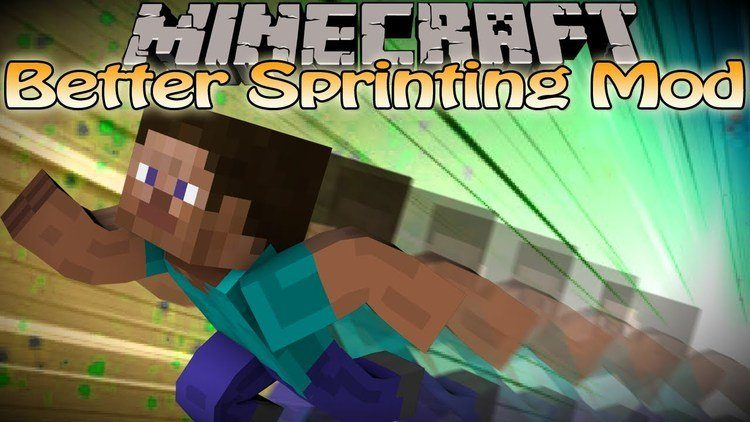 better-sprinting-mod-for-minecraft-1-11-21-10-2 Better Sprinting Mod for Minecraft 1.11.2/1.10.2