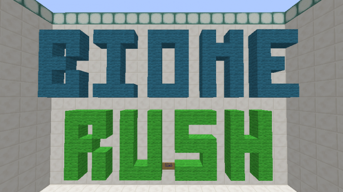 biome-rush-map-for-minecraft-1-11-2 Biome Rush Map for Minecraft 1.11.2