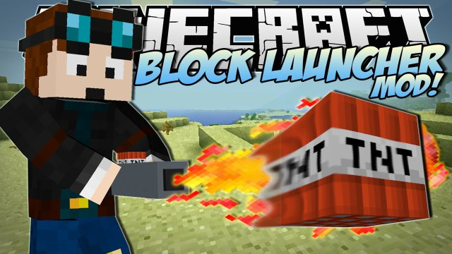 block-launcher-mod-for-minecraft-1-11-11-10-2 Block Launcher Mod for Minecraft 1.11.1/1.10.2