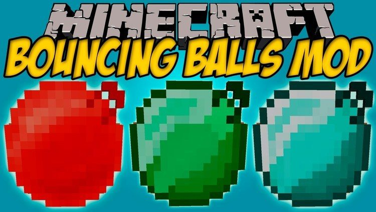 bouncing-balls-mod-1-11-21-10-2-for-minecraft Bouncing Balls Mod 1.11.2/1.10.2 for Minecraft