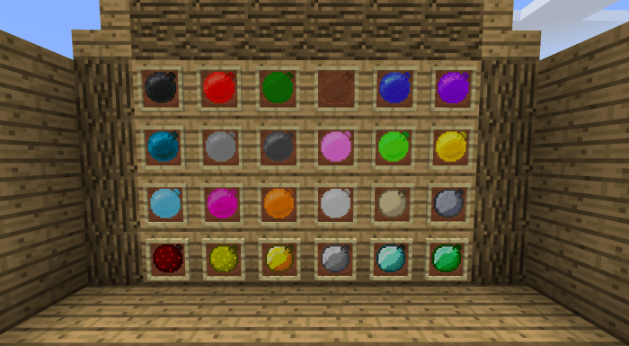 bouncing-balls-mod-for-minecraft-1-11-21-10-2 Bouncing Balls Mod for Minecraft 1.11.2/1.10.2