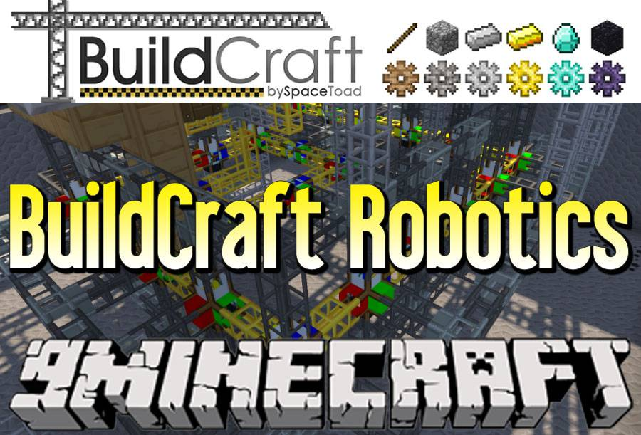buildcraft-robotics-module-1-8-91-7-10 BuildCraft Robotics Module 1.8.9/1.7.10