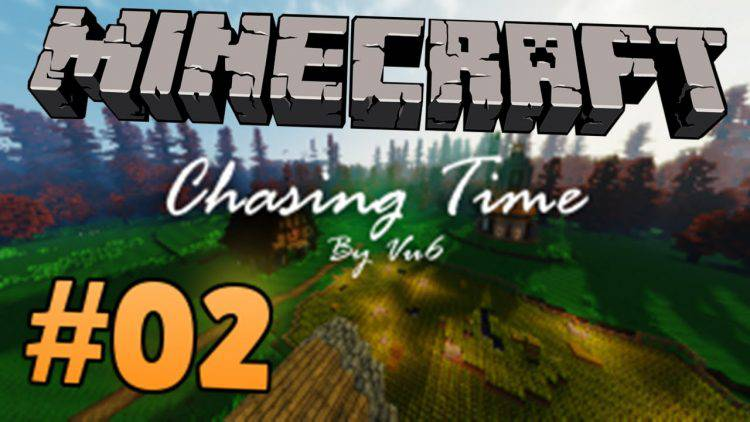 chasing-time-map-for-minecraft-1-10-21-9-4 Chasing Time Map for Minecraft 1.10.2/1.9.4
