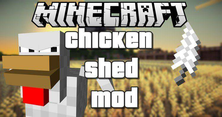 chicken-shed-mod-for-minecraft-1-11-21-10-2 Chicken Shed Mod for Minecraft 1.11.2/1.10.2