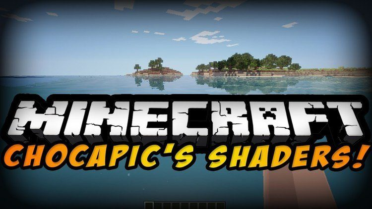 chocapic13s-shaders-mod-for-minecraft-1-11-21-10-2 List of lightest Shaders 1.11.2/1.10.2 for weak PC