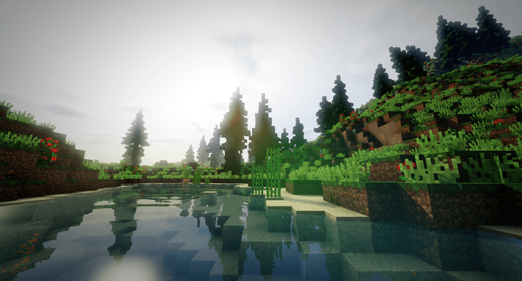 chocapic13s-shaders-mod-for-minecraft-1-11-21-10-2 Chocapic13's Shaders Mod for Minecraft 1.11.2/1.10.2
