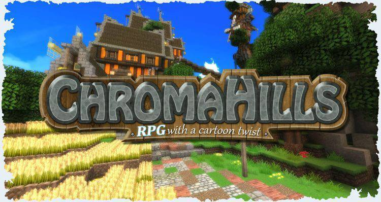chromahills-resource-pack-for-minecraft-1-11-21-10-2 Chromahills Resource Pack for Minecraft 1.11.2/1.10.2