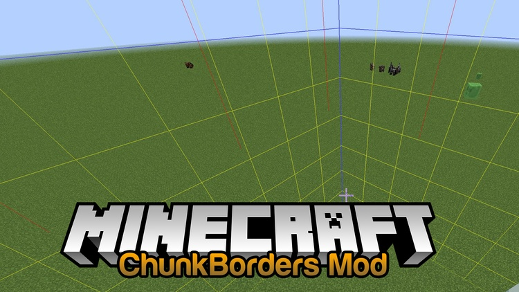 chunk-borders-mod-1-11-21-10-2-for-minecraft Chunk Borders Mod 1.11.2/1.10.2 for Minecraft