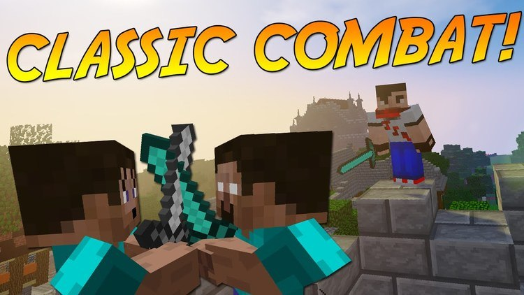 classic-combat-mod-for-minecraft-1-11-21-10-2-server-compatible Classic Combat Mod for Minecraft 1.11.2/1.10.2 (Server compatible)