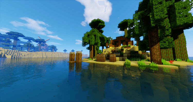 colona-island-map-for-minecraft-1-10-21-9-4 Colona Island Map for Minecraft 1.10.2/1.9.4