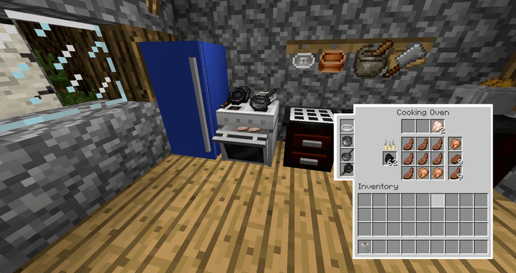 cooking-for-blockheads-mod-1-11-21-10-2-for-minecraft-11944-3 Cooking for Blockheads Mod 1.11.2/1.10.2 for Minecraft