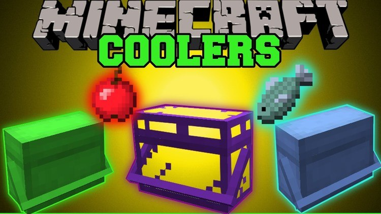 Coolers Mod for Minecraft Logo
