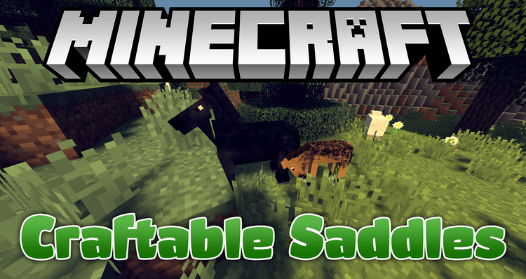 craftable-saddles-mod-1-11-21-10-2-for-minecraft Craftable Saddles Mod 1.11.2/1.10.2 for Minecraft
